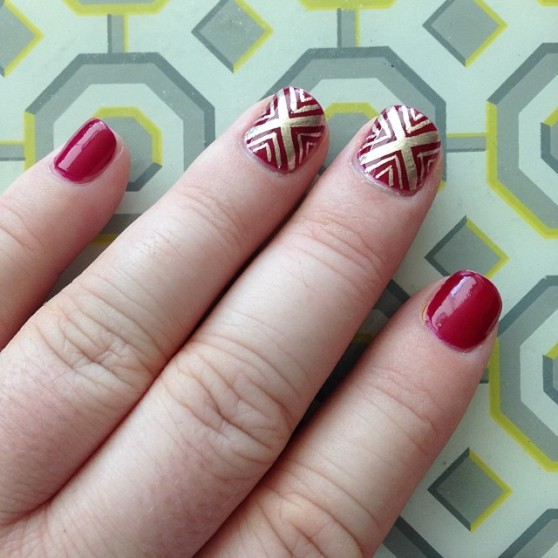 TopCoat: Where Tech and Beauty come together @teamtopcoat #nailart